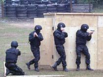 Бойцы сахалинского таможенного СОБРа продемонстрировали свои навыки московскому руководству - Новости таможни - TKS.RU