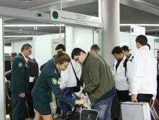 Высокая оценка деятельности таможенного поста Аэропорт Сочи