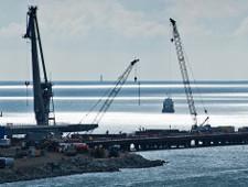 В Крыму планируют реконструировать канал в Керченском проливе - Логистика - TKS.RU