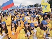 «Поколение Путина» определилось с президентом - Экономика и общество - TKS.RU