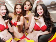 Лоукостер со стюардессами в бикини задумался о полетах в Россию - Логистика - TKS.RU