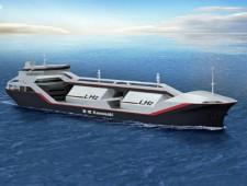 Япония построит судно для перевозки жидкого водорода - Логистика - TKS.RU