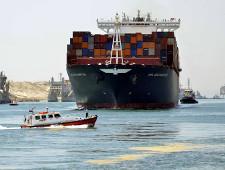Суэцкий канал продлевает скидки для контейнеровозов до конца года