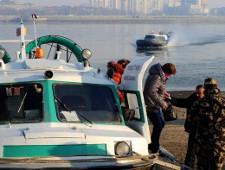 С 13 апреля 2019 года пассажиров между Благовещенском и Хэйхэ будут перевозить суда на воздушной подушке - Новости таможни
