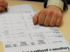 Сведения о доходах должностных лиц –  на строгом контроле руководства таможни
