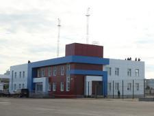 В порту построили таможенный корпус