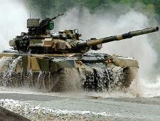 На встрече Путина с вице-президентом Ирака обсуждалась поставка Багдаду Т-90