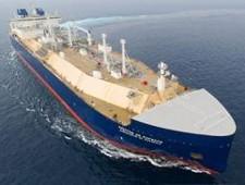 Первую партию газа с Ямала СПГ погрузили на танкер в присутствии Путина - Логистика