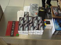 На Владивостокской таможне пресечена контрабанда корейской Пепси Колы и перцовой пасты  - Криминал