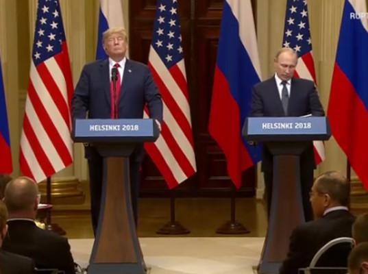 «Вы стояли там, как олух»: Шварцнеггер раскритиковал Трампа на пресс-конференции с Путиным
