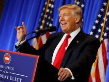Первая пресс-конференция избранного президента США Дональда Трампа. Главное. - Экономика и общество - TKS.RU