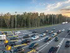 Два участка трассы Украина в Калужской области стали платными - Логистика - TKS.RU