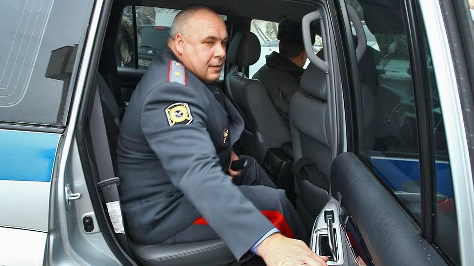 Бывшего начальника МУРа обвинили в коррупции - Экономика и общество