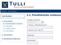 Новые правила заявления таможенным органам Финляндии сведений книжки МДП в электронном виде