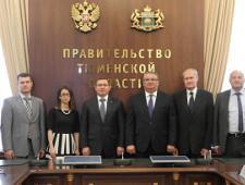 У Тюмени и Венгрии широкие возможности для сотрудничества