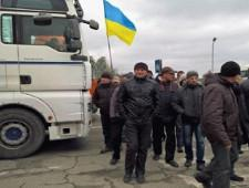 Десятки украинских шахтеров перекрыли сообщение с Польшей - Обзор прессы - TKS.RU