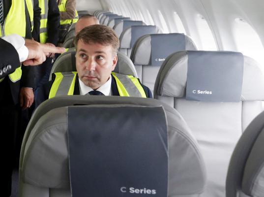 В выкатившемся самолете в «Шереметьево» был министр транспорта Латвии