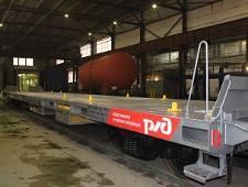 Перевозка контрейлерами в Калининград обходится в 2 раза быстрее