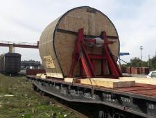 ПГК в 5 раз увеличила объем перевозок на платформах на Северо-Западе - Логистика - TKS.RU