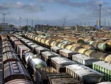 Санкции не повлияли на транзит российских грузов через Украину