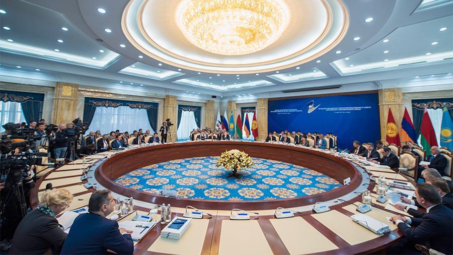 Создание механизма коллективных ответных мер обсуждают в ЕАЭС