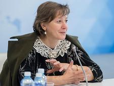Министр по торговле ЕЭК Вероника Никишина: ЕАЭС и Шелковый путь – не конкуренты, а партнеры - Новости таможни - TKS.RU