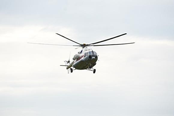 В Тверской области разбился вертолет Ми-8 - Экономика и общество