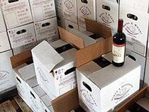 Пограничники задержали контрабандную партию вина