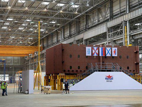 Экспорт российской военно-морской техники будет расти