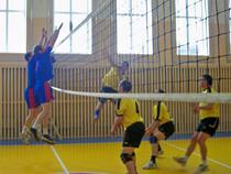 Спортсмены команд зоны Юг состязались в игре в волейбол - Новости таможни - TKS.RU