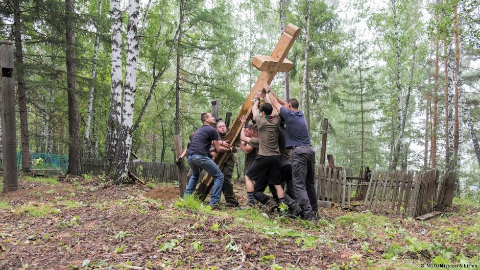 Литовская Миссия Сибирь вместо России отправляется в Казахстан