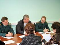 В Омской таможне проведена тематическая встреча - Новости таможни