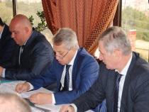 Начальник Дагестанской таможни принял участие в рабочей встрече с представителями таможенных органов Азербайджанской Республики