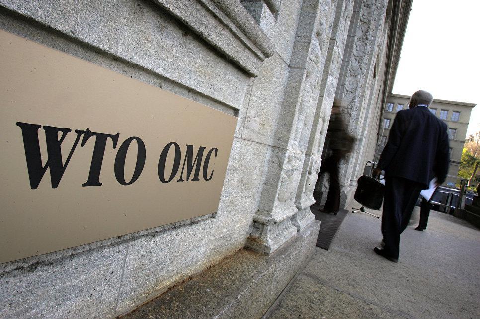 Москва подала иск в ВТО против Киева из-за антироссийских санкций