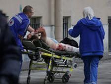 Число погибших при теракте в Петербурге выросло до 16 - Экономика и общество - TKS.RU