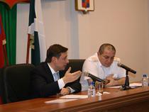 Губернатор Красноярского края впервые побывал в таможне - Новости таможни