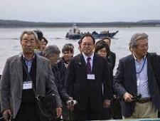 На Курилы впервые прибыла японская бизнес-миссия