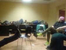 ГУ МВД: В 33-м отделе полиции распылили газ, чтобы не покалечился задержанный - Экономика и общество - TKS.RU