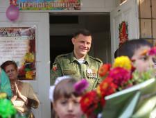 Контактная группа по Донбассу договорилась о перемирии в связи с началом учебного года