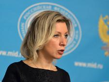 Захарова: Позиция Израиля по Собибору граничит с предательством - Экономика и общество - TKS.RU
