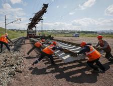 Сирия предложила РЖД построить железную дорогу к месторождениям Пальмиры