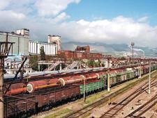 АО «ФГК» увеличило объем перевозок на Северо-Кавказской железной дороге - Логистика - TKS.RU