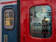 РЖД в I полугодии увеличили перевозки пассажиров в страны дальнего зарубежья на 17,2% - Логистика - TKS.RU
