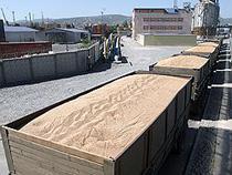 Экспорт зерна через морские порты Краснодарского края за 2 месяца вырос на 29,4% - до 2,8 млн тонн - Логистика - TKS.RU