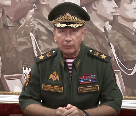 Глава Росгвардии подал к Навальному иск на миллион рублей
