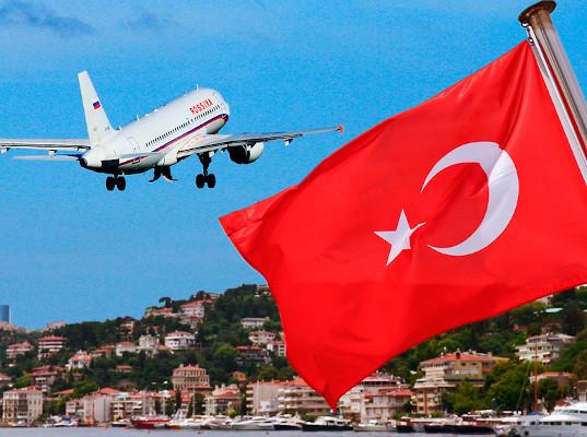 Чартеры из Петербурга в Турцию продлили на всю зиму - Логистика