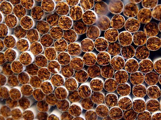 Доля контрафакта в табачной промышленности снизилась до 10% - Криминал